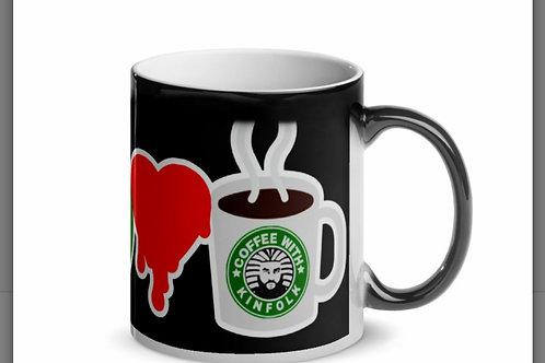 PEACE LOVE & COFFEE MUGS