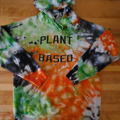 Plant Based Custom  Soul dye HoodieSzn