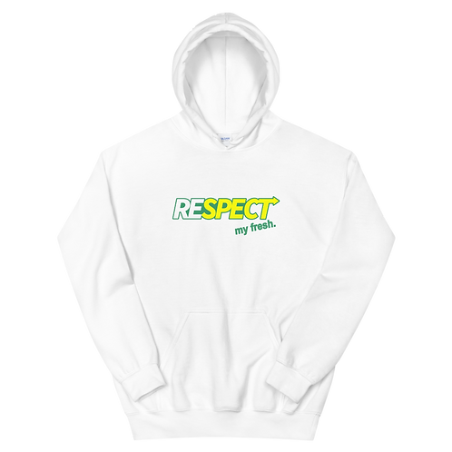 Respect My Fresh Vintage  Sweatshirt & Hoodie