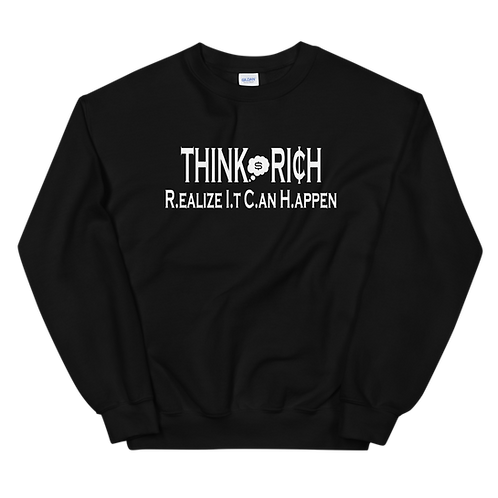 Think R.I.C H.   HoodieSzn   & Sweatshirt