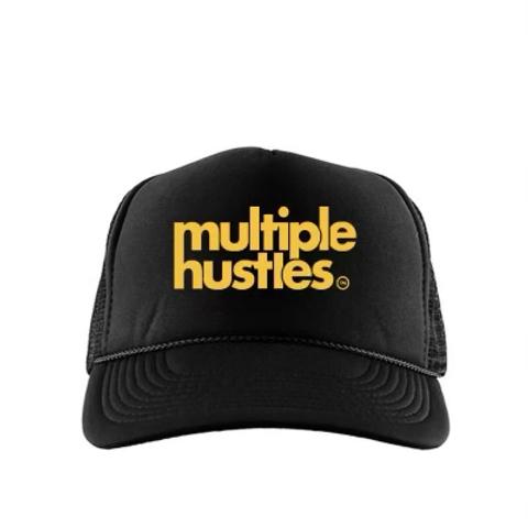Multiple Hustles Hats.