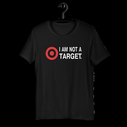 Target Tee 🎯 ✊🏿🖤