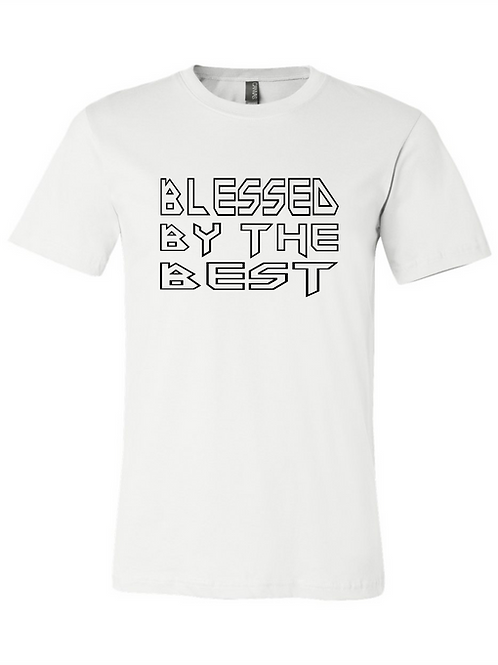 BlessedByTheBest  (White Black Letters)