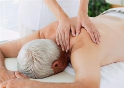 Détente tissulaire de l'omoplate
