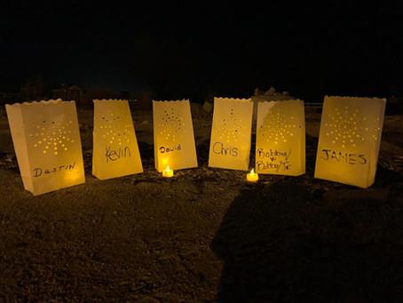 Luminaries and Lives Remembered