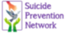 LOGO - Suicide Prevention Network_PMS 26