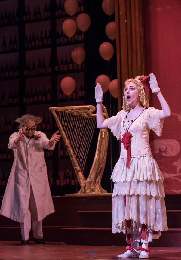 Olympia in Tales of Hoffmann