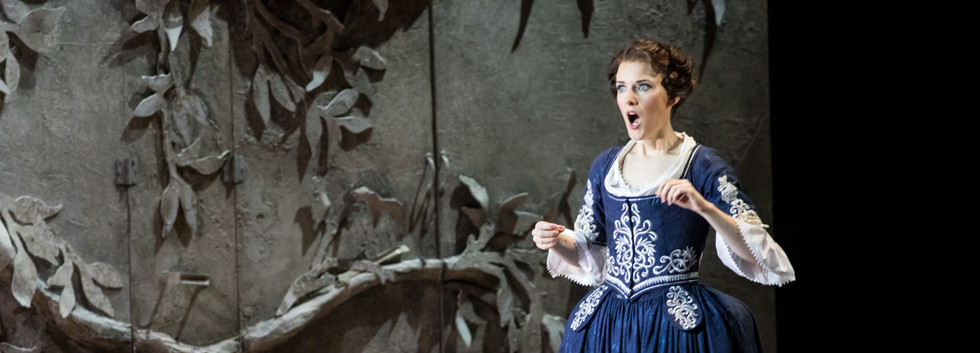 Susanna in The Marriage of Figaro