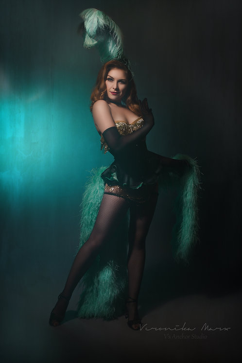 'Showgirl' by Veronika Marx