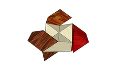 Four Corners Puzzle Solution - 005