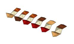 Four Corners Puzzle Solution - 001
