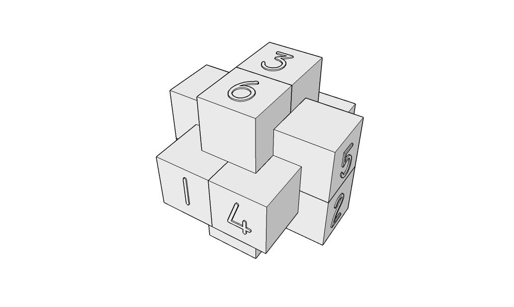 Burr #306 Puzzle Solution