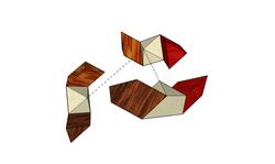 Four Corners Puzzle Solution - 004
