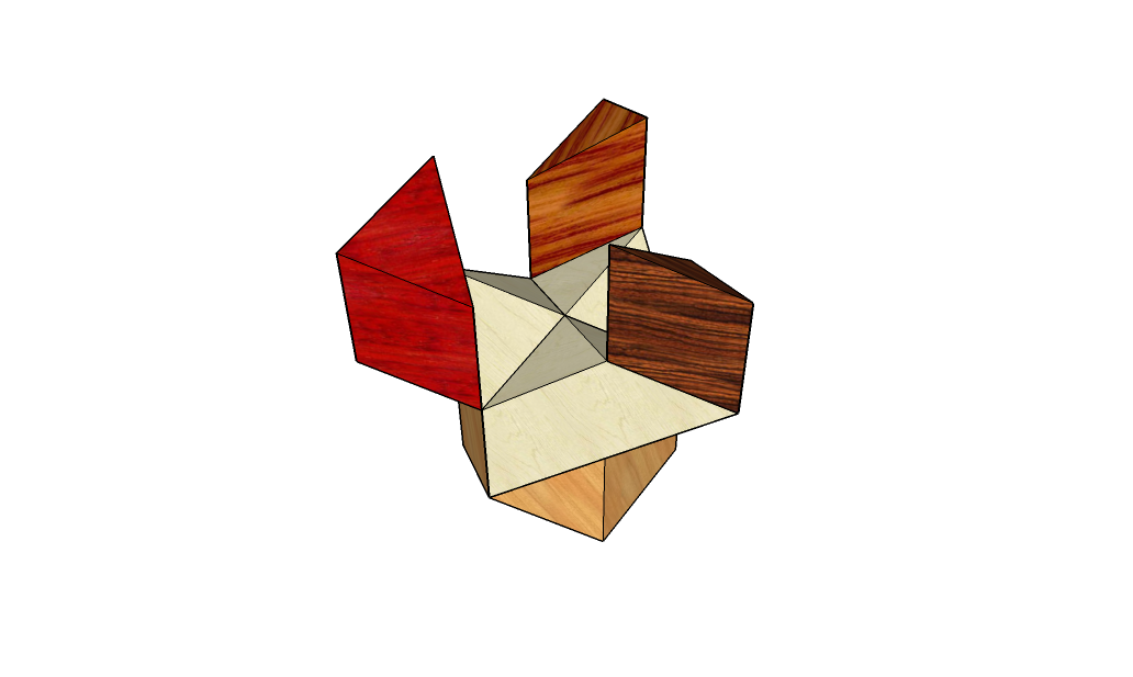 Four Corners Puzzle Solution - 003