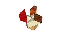 Four Corners Puzzle Solution - 003