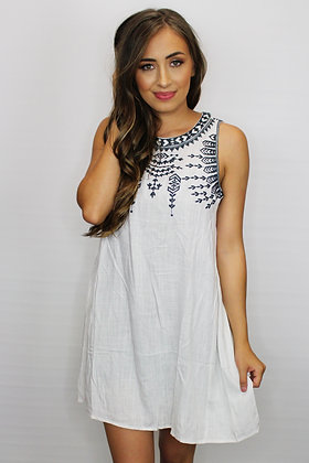 Southern Charm Shift Dress