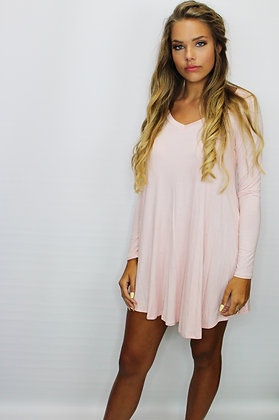 Back To Basics Pink Dress
