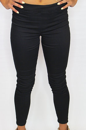 Essential Black Jeggings