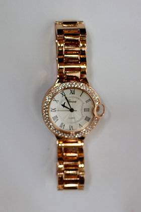 Time To Celebrate Rose Gold Watch