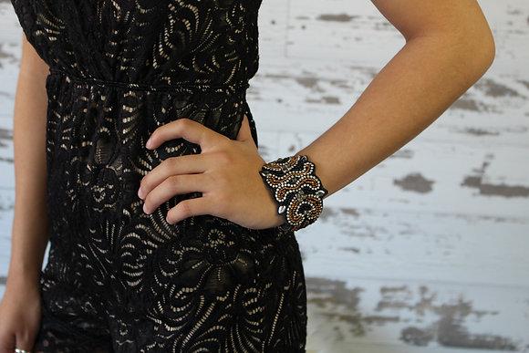 Take Me Downtown Cuff Bracelet