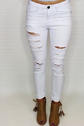 White Out Jeans