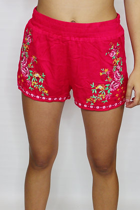 Fancy Florals Shorts