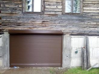 ворота на деревянный дом.jpg