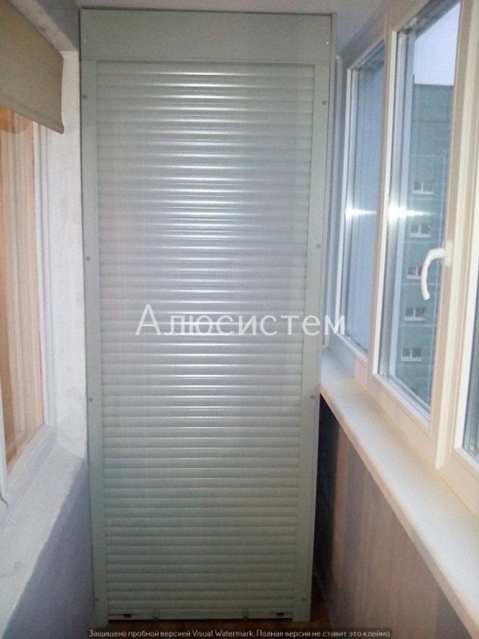 Рольставни на окна и двери. металлические жалюзи на дачу.