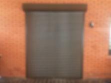 Жалюзи-роллеты на двери.JPG