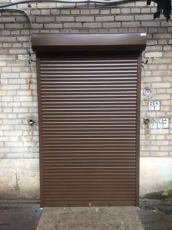 двери роллеты спб