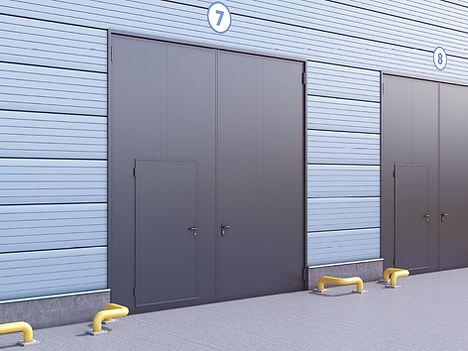 распашные ворота с калиткой.jpg