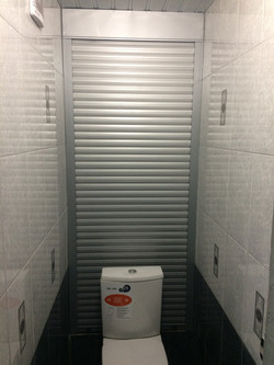 роллета для туалета