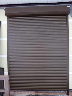 Роллета на дверь КП Кантеле
