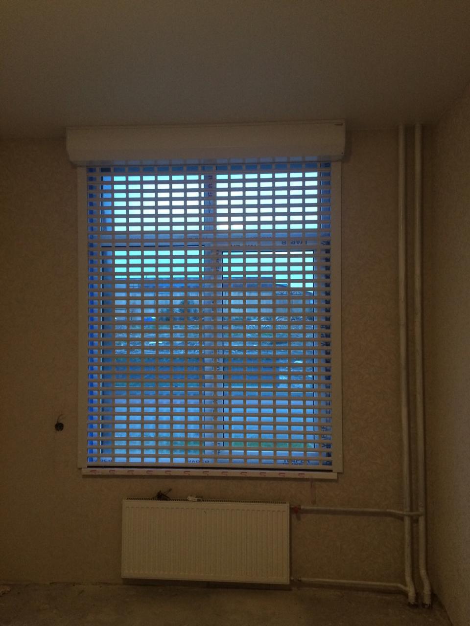 роллетная решетка на окно