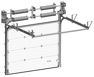 двухвальная система блансировки полотна