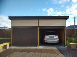 роллетные ворота гараж