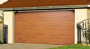 гаражные ворота стандартные