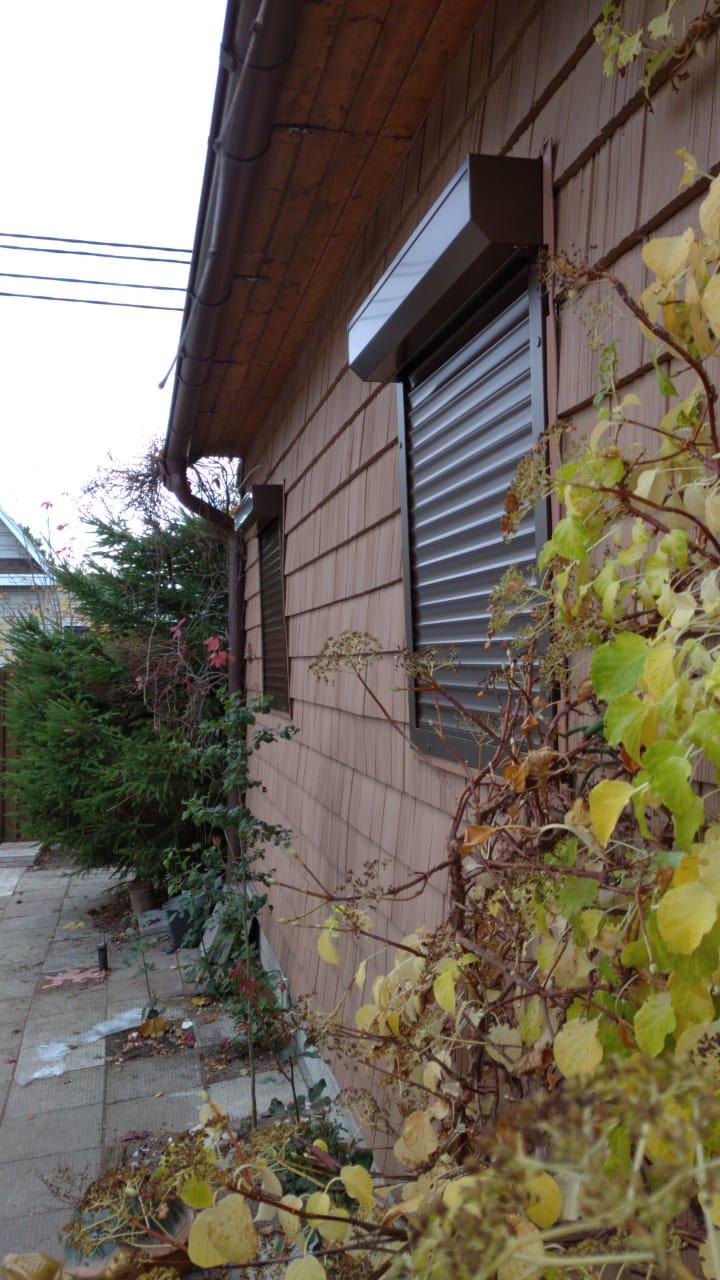 роллеты на окна разлив
