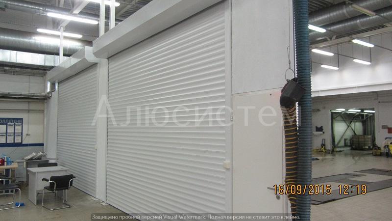 Рулонные ворота салон Лаура.jpg