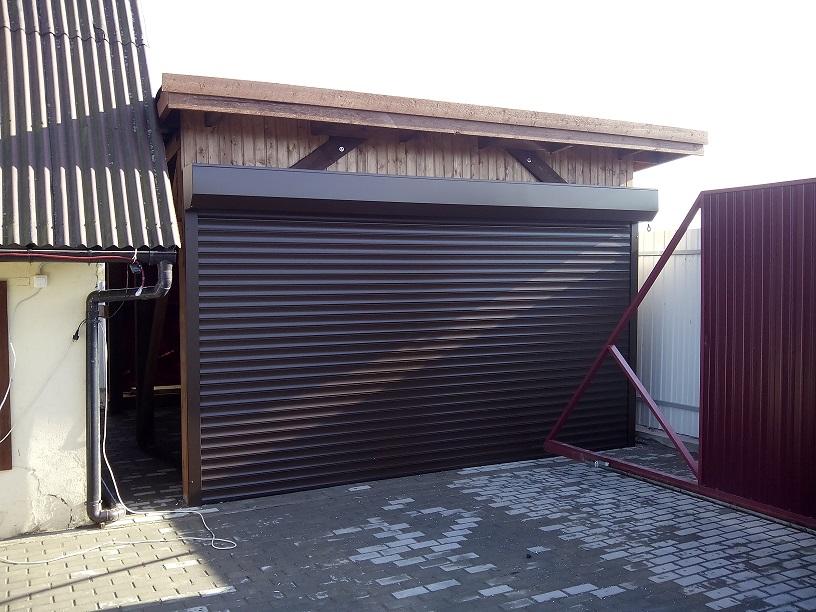 ролеты на гараж