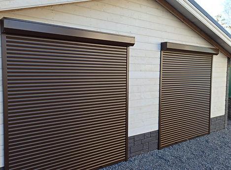 ролетные ворота на гараж (2).jpg