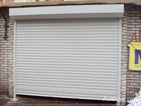 ворота для гаража роллетные.jpg