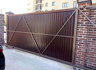 сварные откатные ворота.jpg