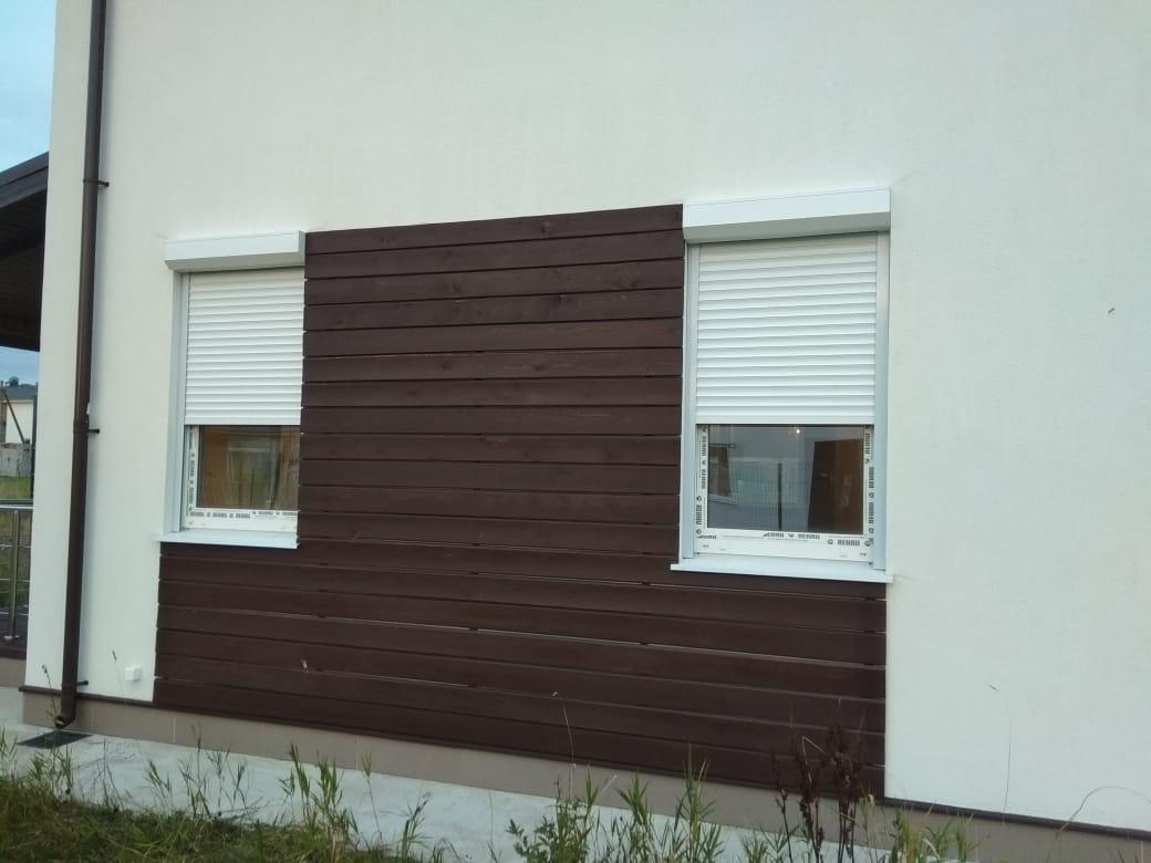 роллеты на окна дома