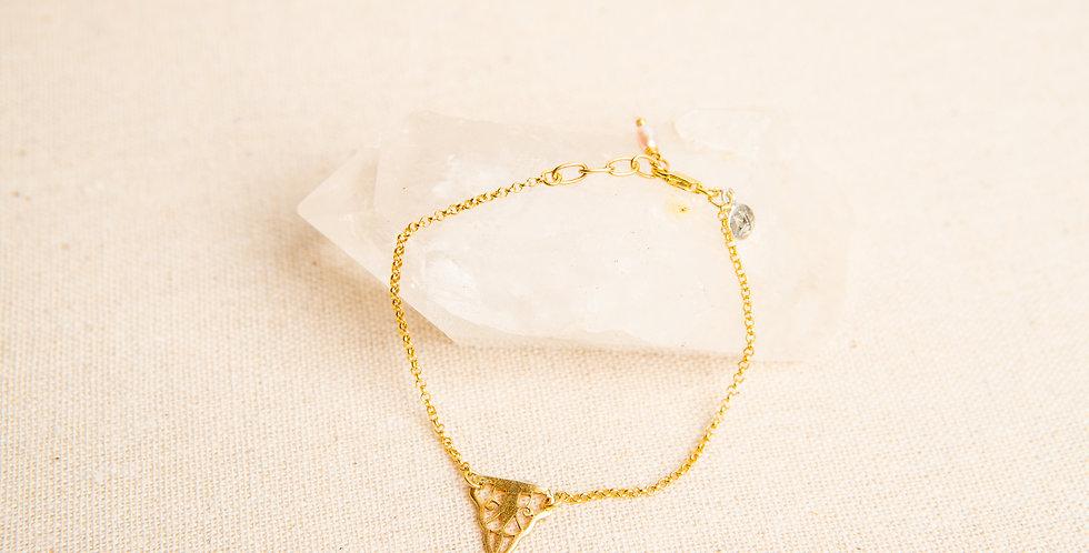 GATSBY Bracelet - gold