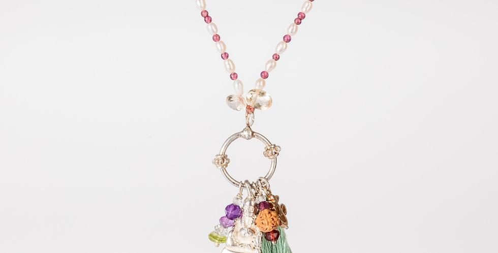 Buddha Necklace - Namaste