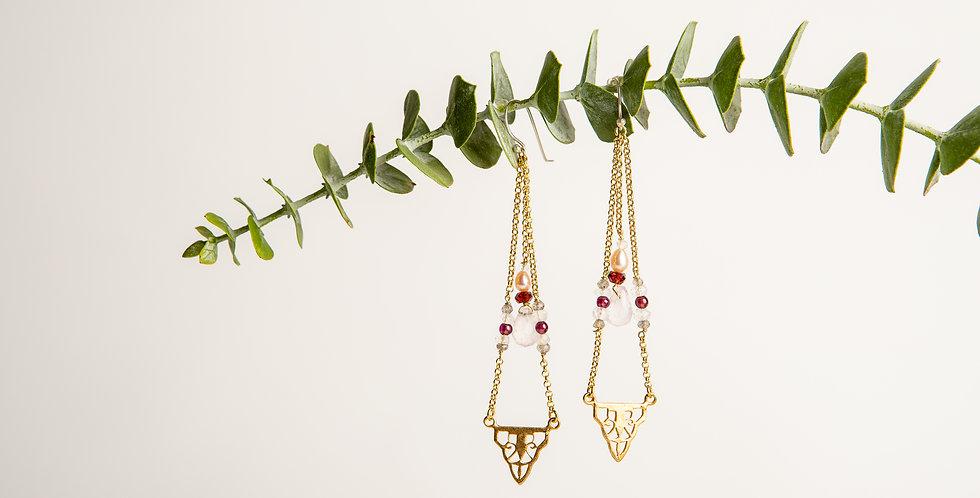 GATSBY Earrings - gold