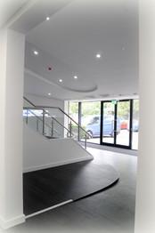 TIC - Building Entrance Design