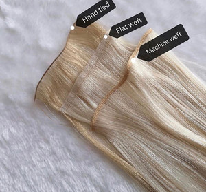 Not Sure which type of hair weft/bundle is right for you?