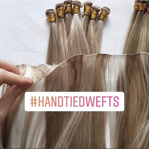Plush Hand Tied Hair Extensions